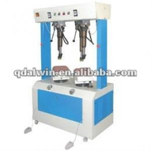 Shoe sole press machine/shoemaking machine