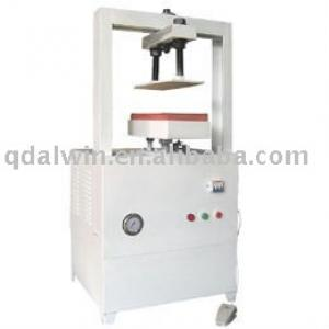 Shoe sole pressing machine/shoe machine