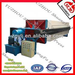 Shuangfa continuous horizontal vacuum belt filter press for activated carbon0086 0371 86677065