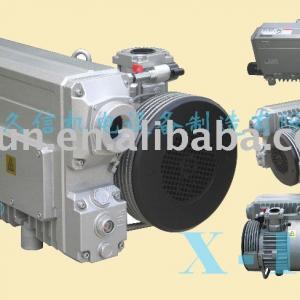 Sing stage vacuum pump