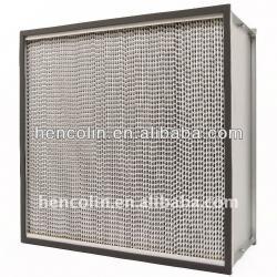 Single header Separator Filter / air filter / carbon filter