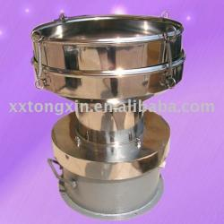 Single layer soy sauce sieving equipment vibratory screeners