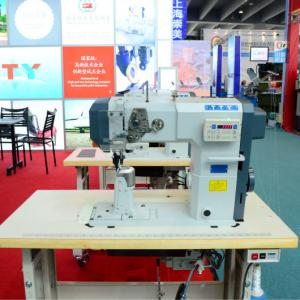 Single needle post bed direct driver sewing machine