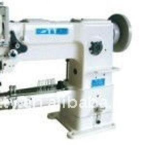 Single Needle Unison Feed Cylinder Sewing Machine(Elliptical Movement of Drop Feed)
