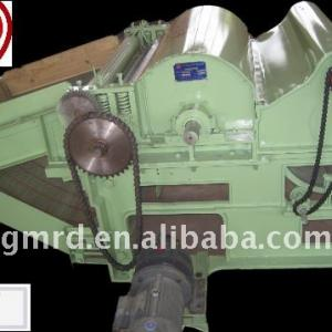 single roller cotton/textile waste opening machine