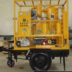 SINO-NSH VFD Insulation oil recuperation plant