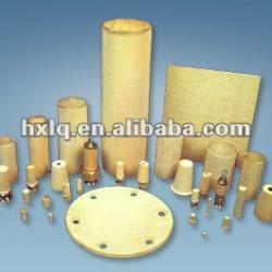 Sintered Bronze Filter