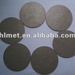 sintered stainless steel filter sheet