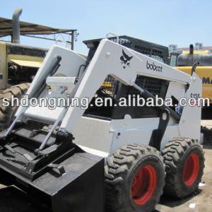 skid steer loader bobcat S130, used skid steer loader BOBCAT S130
