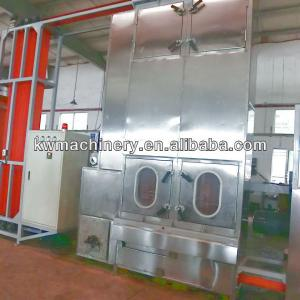 sling webbing continuous dyeing machine