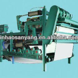 sludge belt filter press equipment