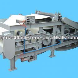 sludge dewatering press