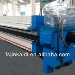 slurry filter press from China mabufacturer