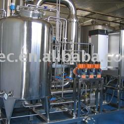 small beer filter system