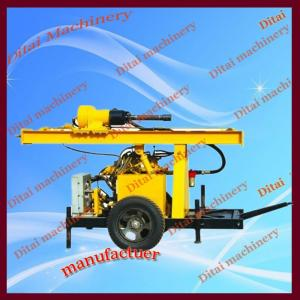small water well drilling machine