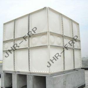 SMC Fiberglass Panel Water Storage Tank