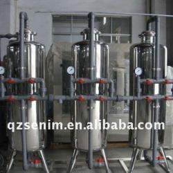 SMF 24 High efficiency sand filter from China