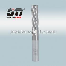 Solid Carbide Sprial Reamer Bit with Straight Shank