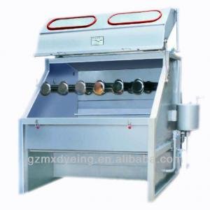 Spray type hank yarn dyeing machine