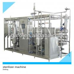 Stainless soft drinks beverage processing system for sterilizer unit