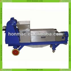 Stainless steel Alfalfa double screw presser