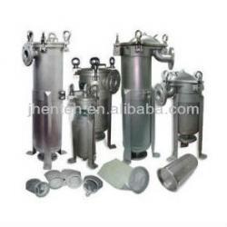 Stainless Steel Bag Filter Housing Series