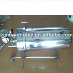 stainless steel Diatomite Filter beverage filter
