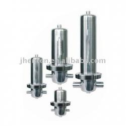 Stainless Steel Gas Filter Vessel