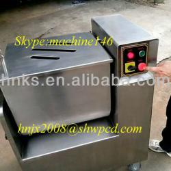 stainless steel meat stuffing mixer machine