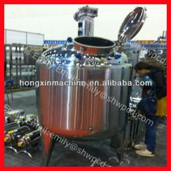 stainless steel milk storage tank/bulk milk tank/milk transport tank/milk tank
