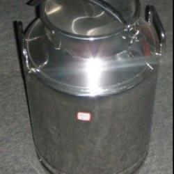 Stainless Steel transport milk can