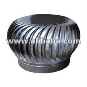 Stainless steel Turbo Ventilator with base