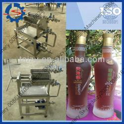 Stainless steel wine filter , fruit juice filter machine, //008618703616828