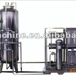 stainlss steel mineral water filter system water treatment