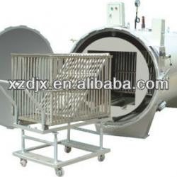 steam rotary autoclave sterilizer