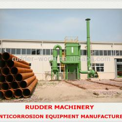 Steel Pipe Anticorrosion Recovery system