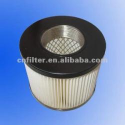 Substitutes for compressor filter