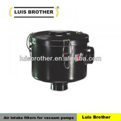 Suction filters for industrial rotary vane vacuum pumps 74000010