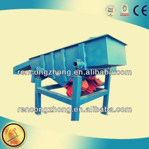 Sulphur dioxide linear vibrating separator with low pollution with high quality