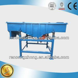 Sulphur dioxide linear vibration sieve with low pollution