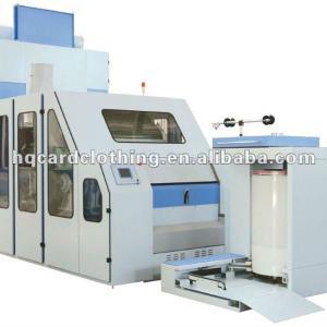 Superior quality automatic fiber carding machine