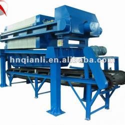 supply filter press used in dewatering, solid liquid separation, in metallury, edible oil, beverage, chemical industry