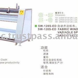 SW-128S-Ed Fabric Winding Machine