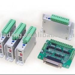 Cnc Breakout Board Wiring Sw 4axis 7a 001 Cnc Router 4 Axis Stepper