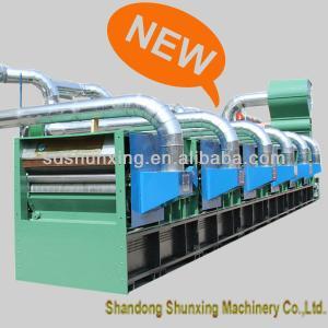 SXMK-1500 waste cloth tearing machine