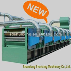 SXMQ-1500 textile recycling machine / used garment tearing and carding machine