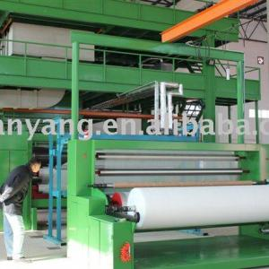 SY 2012 Most welcomed PP nonwoven fabric machine