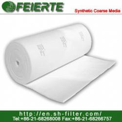 Synthetic Coarse filter Media