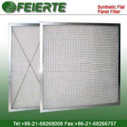 Synthetic Flat Panel Filter