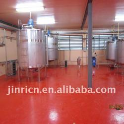 syrup pretreatment system